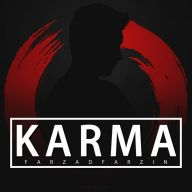 Download Farzad Farzin's new song called Karma