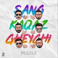 Download Puzzle Band's new song called Sang Kaghaz Gheychi